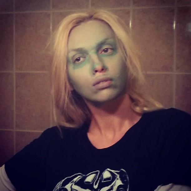 Оля Полякова фото