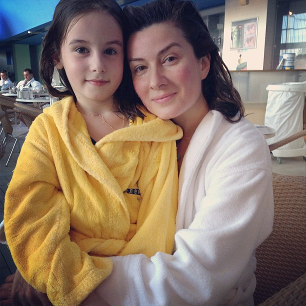 Жанна Бадоева дочь фото