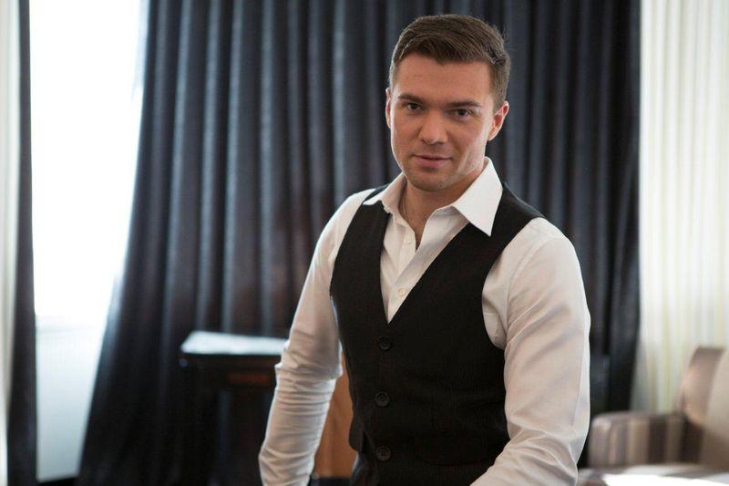 Андрей Искорнев Холостяк 3 сезон