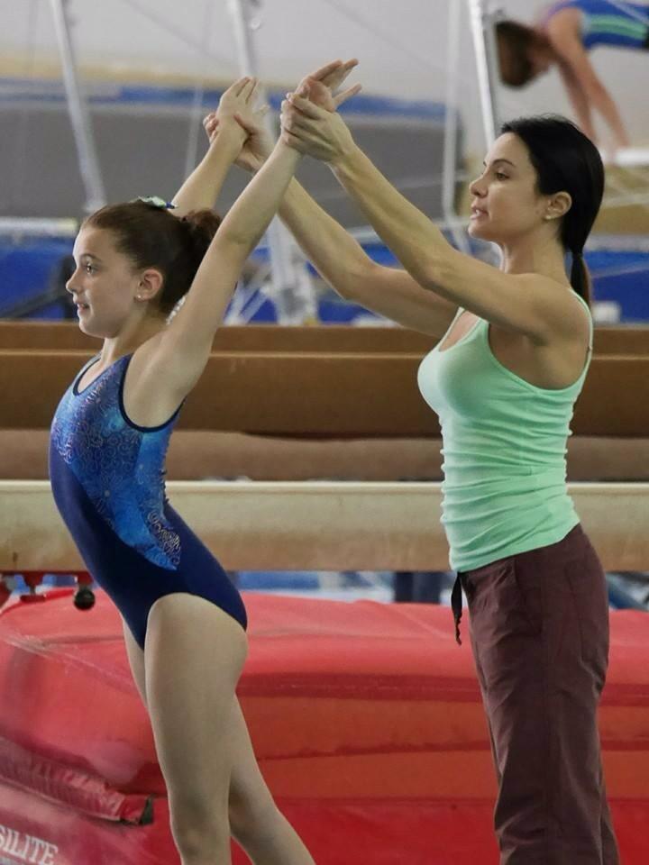 Как Лилия Подкопаева проводит лето в США