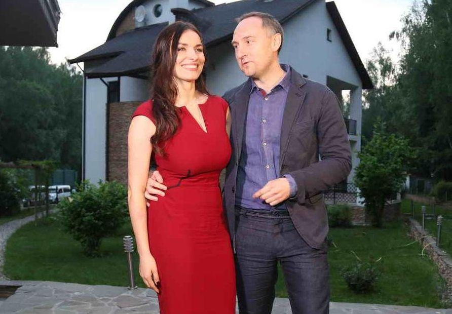 Надежда Мейхер и ее муж Михаил Уржумцев