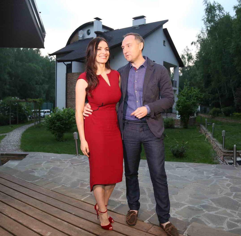 Надежда Мейхер замужем за бизнесменом Михаилом Уржумцевым