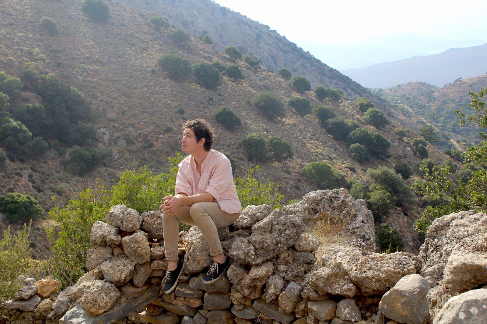 Романтика для двоих: Дмитрий Шуров увез жену на остров
