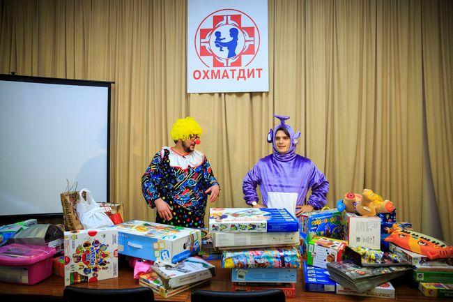 Анатолий Анатолич и Руслан Сеничкин