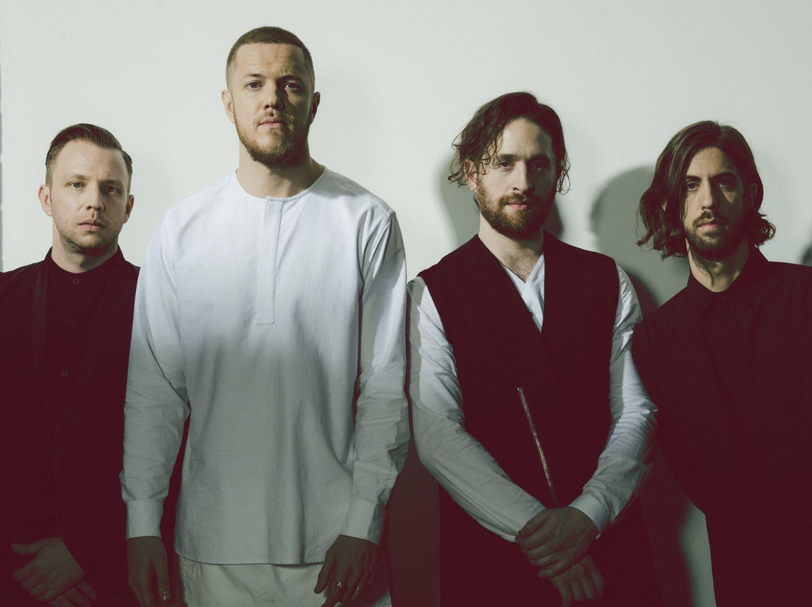 ВКиеве впервый раз выступит штатская рок-группа Imagine Dragons