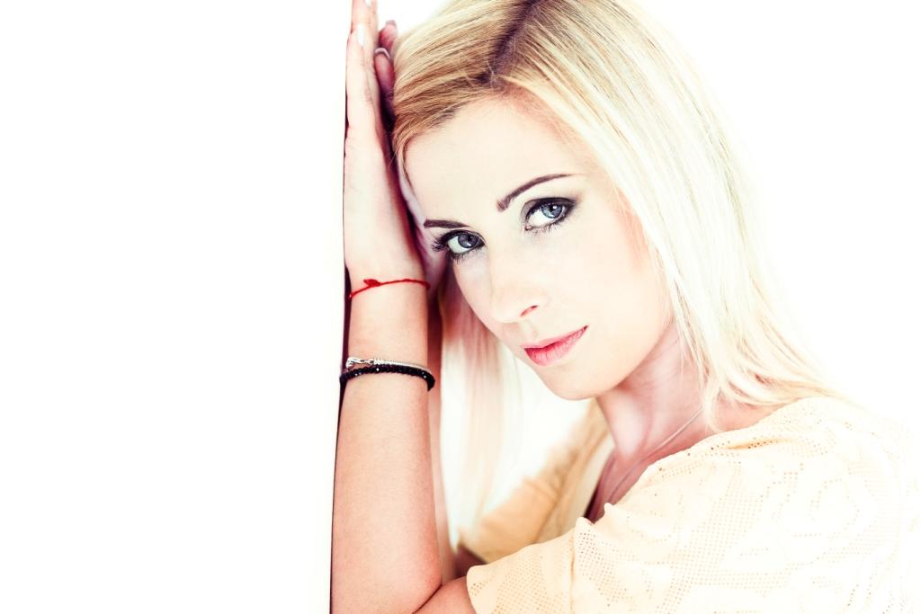 Тоня Матвиенко концертный макияж