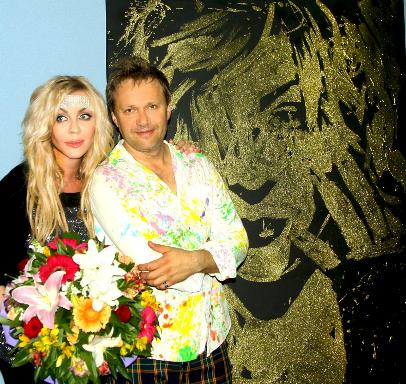 Ирина Билык выступила в Киеве