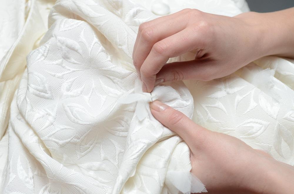 пошив платья для Илларии