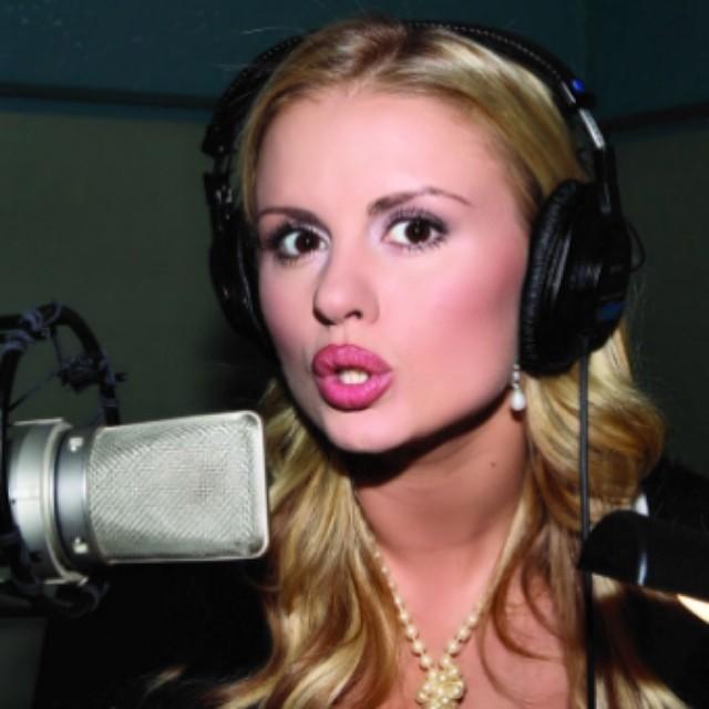 Анна Семенович макияж