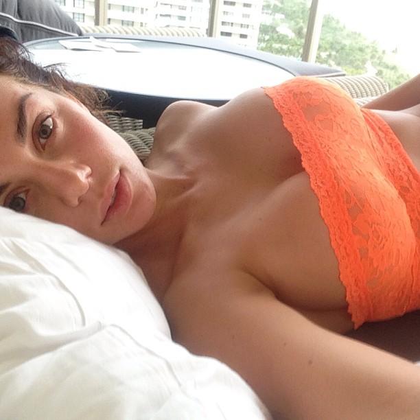 Анна Седокова без макияжа