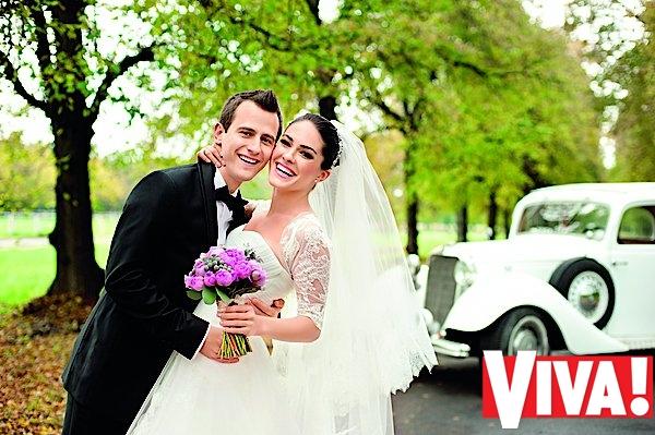 Маша Собко и Артем Онещак фото