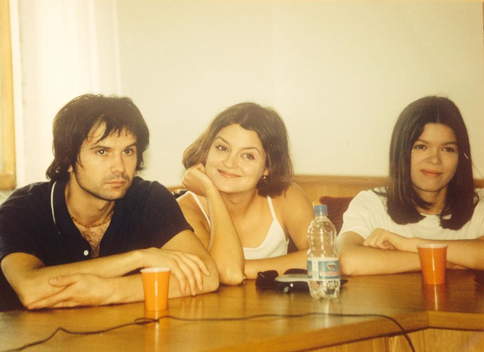 В сети появился раритетный кадр с Вакарчуком и Русланой