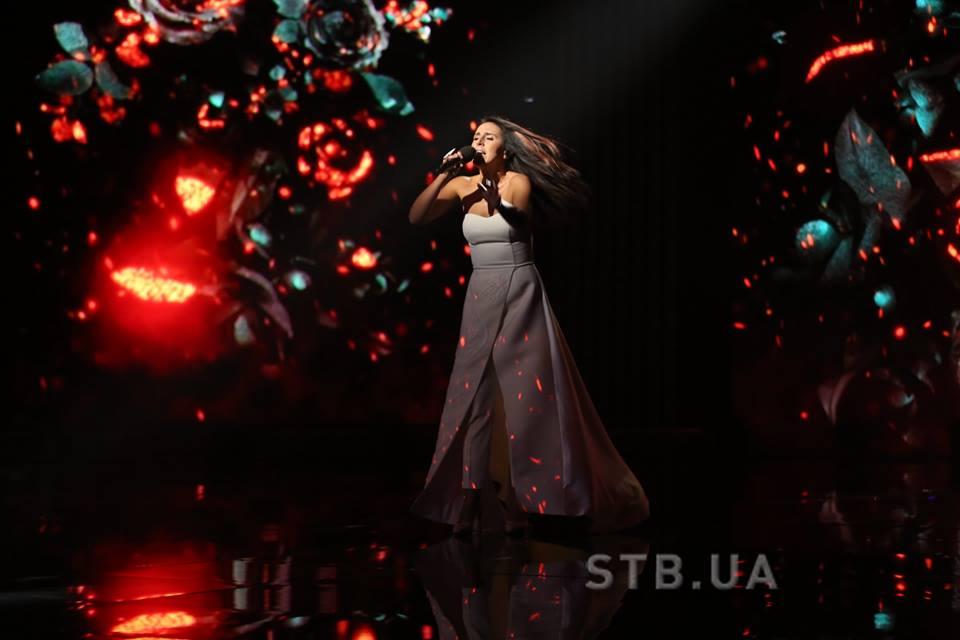 Евровидение-2016: Джамала поменяет платье, которое раскритиковал Меладзе