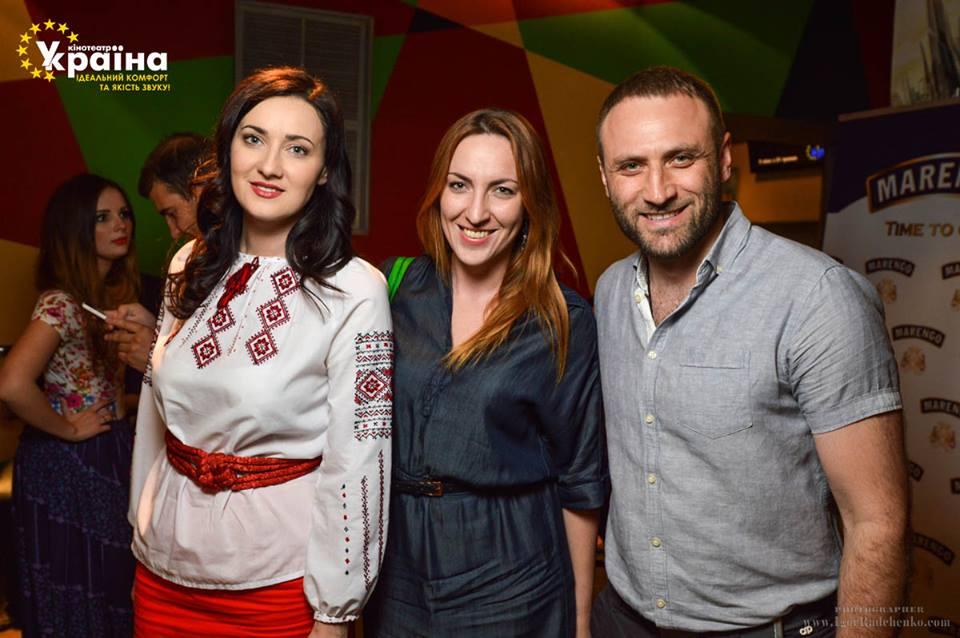 Соломия Витвицкая, Яна Прядко, Сергей Гладыр