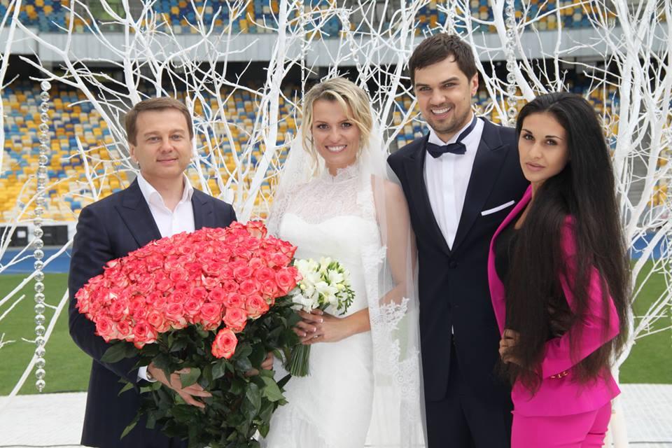 Холостяк Константин Евтушенко и жена Наталья Добрынская