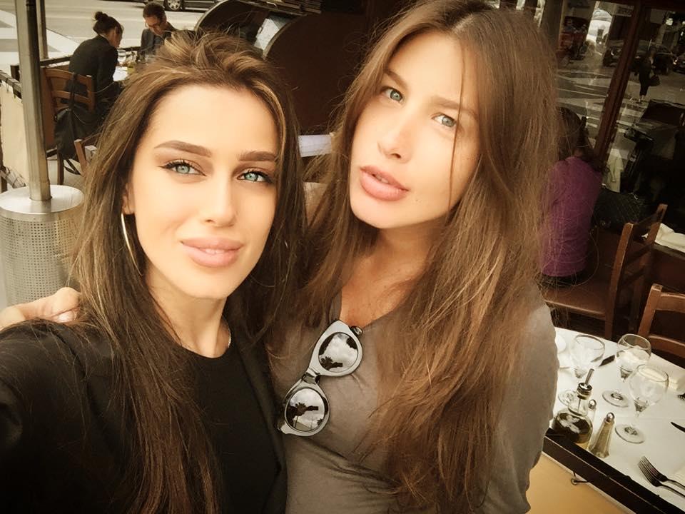 Миранда Шелия – грузинский клон Ирины Шейк