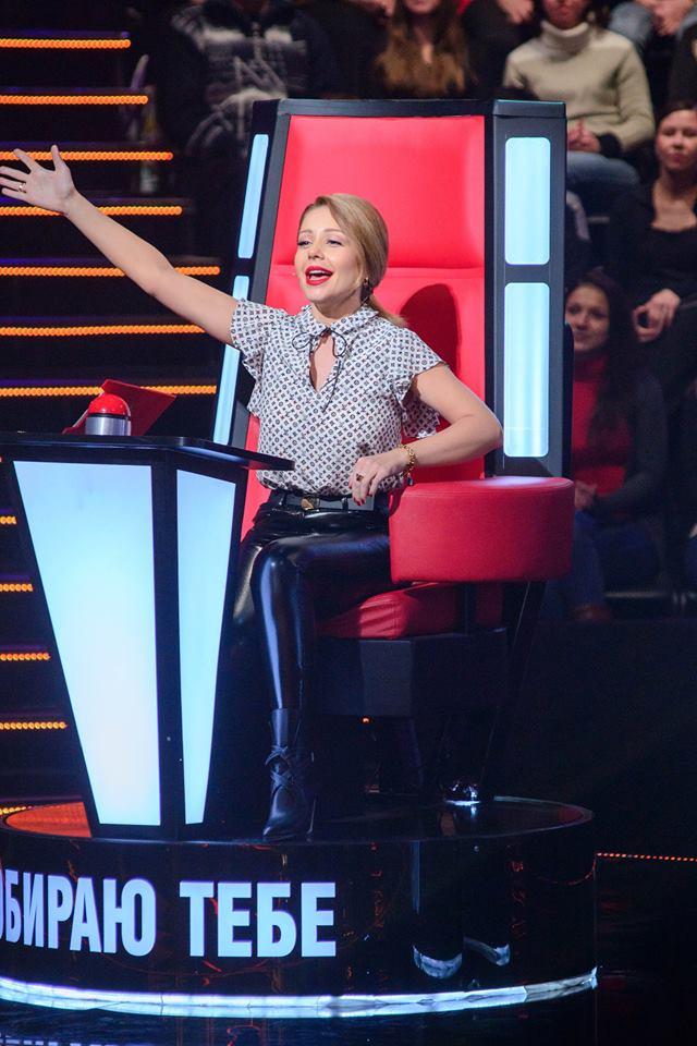 Тина Кароль удивила новым нарядом от Louis Vuitton