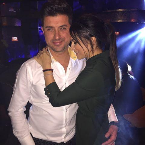 Ани Лорак провела новогодние праздники в Киеве