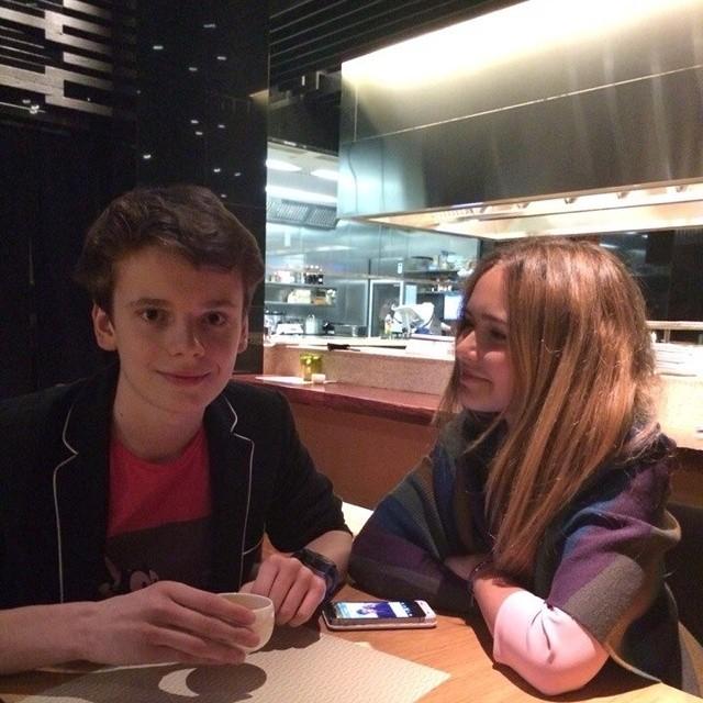 Красавица-дочь Дмитрия Маликова встречается с сыном Валерии