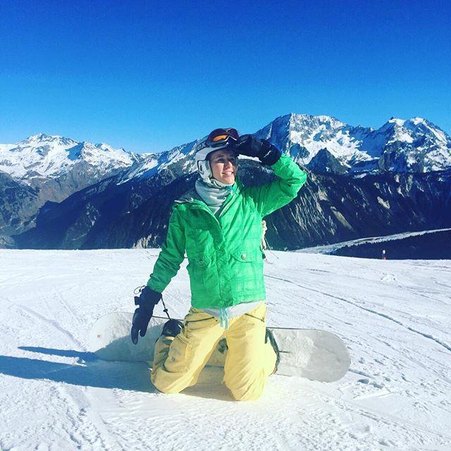 Ксения Собчак отдыхает вместе с мужем в горах