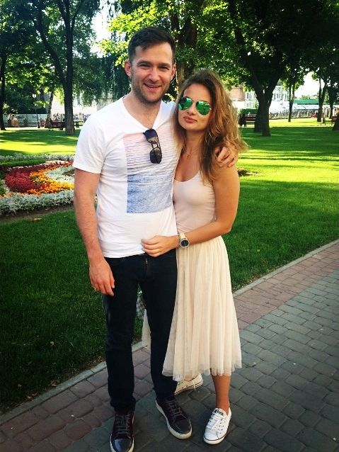 Анна Селюкова победительница шоу Холостяк-4 и Евгений Качалов