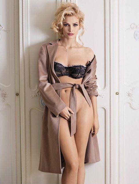 Татьяна Котова снялась обнаженной в эротической фотосессии