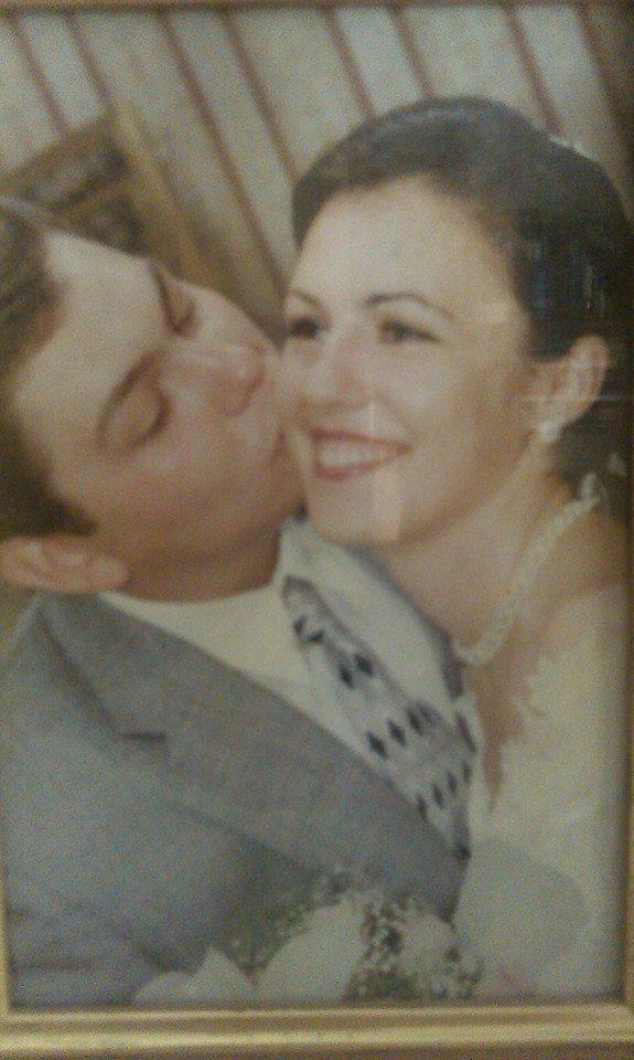 Татьяна Высоцкая с мужем