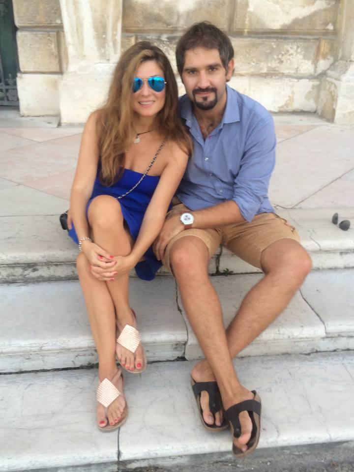 Жанна Бадоева и ее любимый мужчина