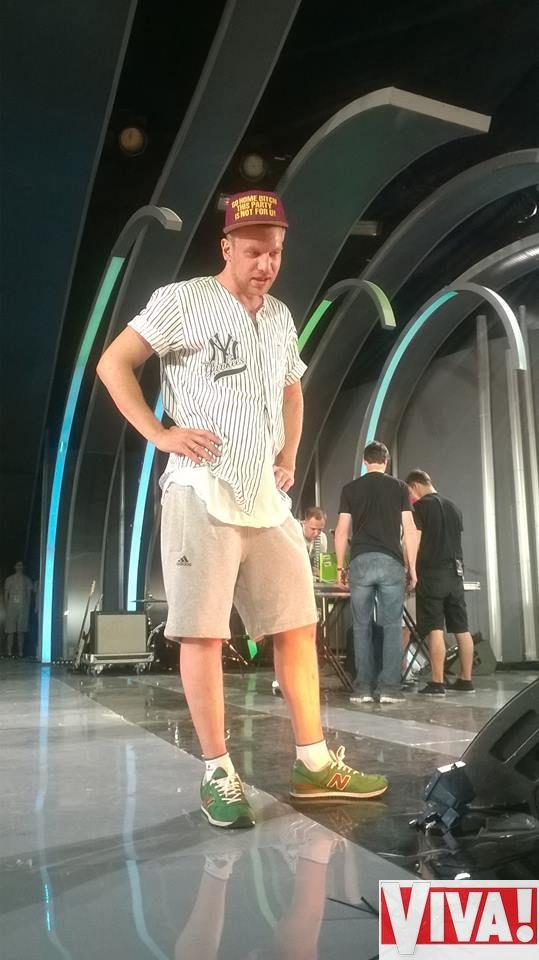 Иван Дорн выступит на Новой волне с украинской песней