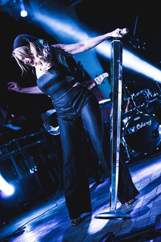 Тина Кароль на концерте в Одессе