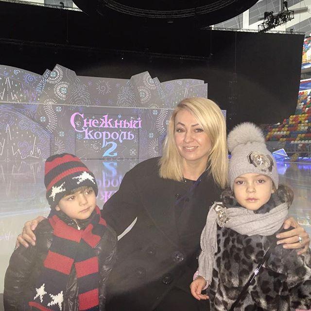 Маленькие звезды: дети Киркорова снова вышли в свет