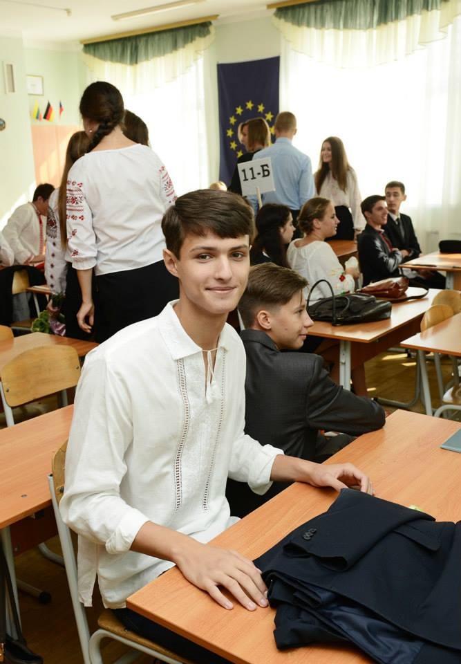 Наталья Мосейчук и ее сын