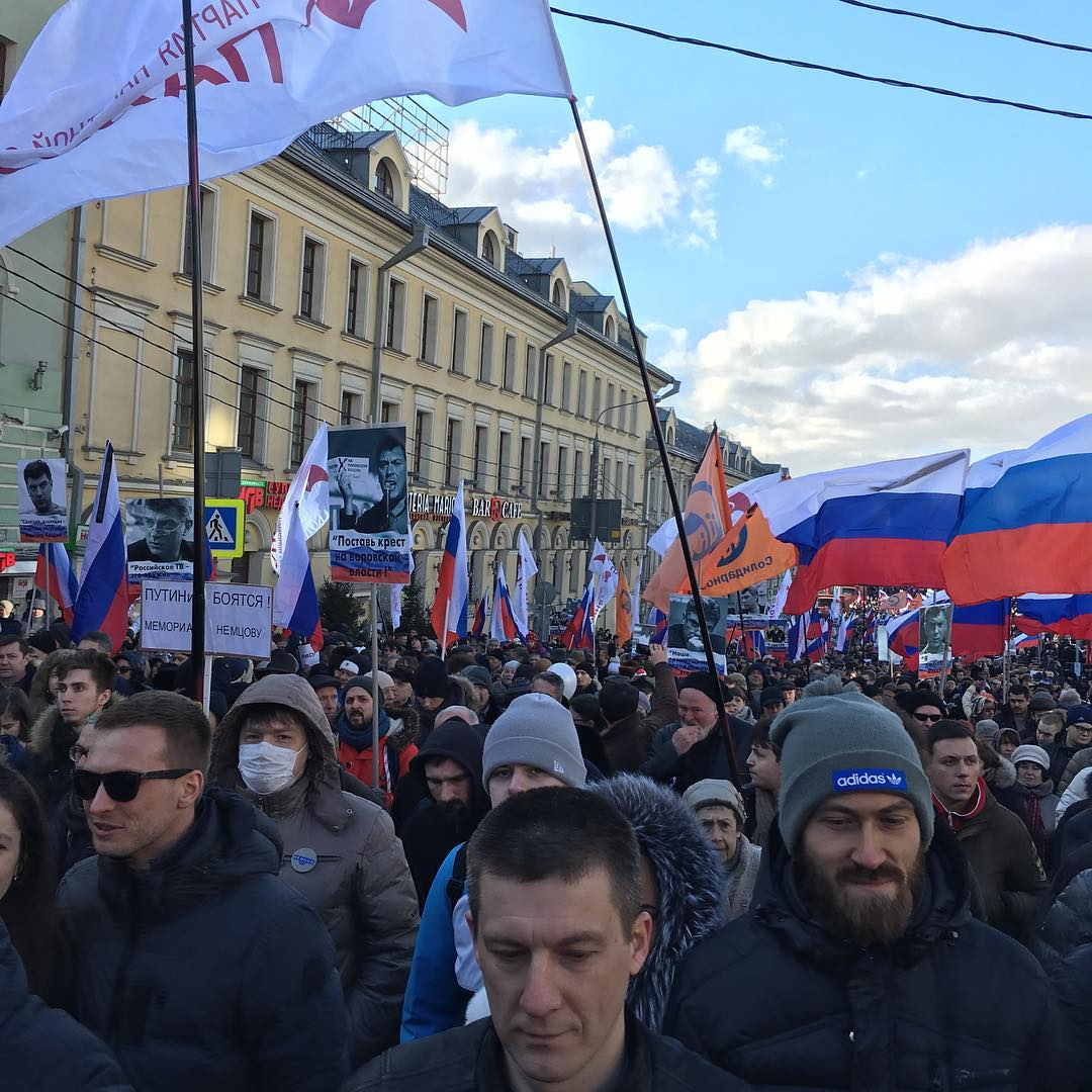 Собчак о Немцове: Своей смертью он показал - в России могут убить за убеждения