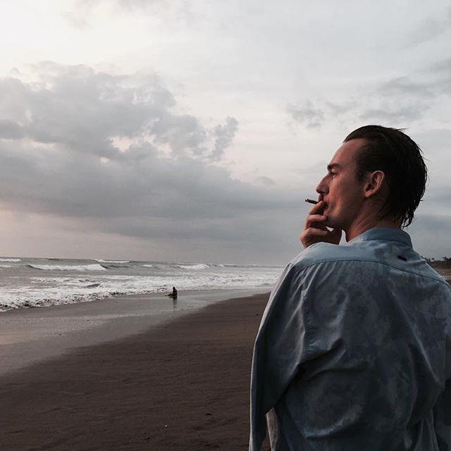 Алан Бадоев отметил 35-летие на Бали