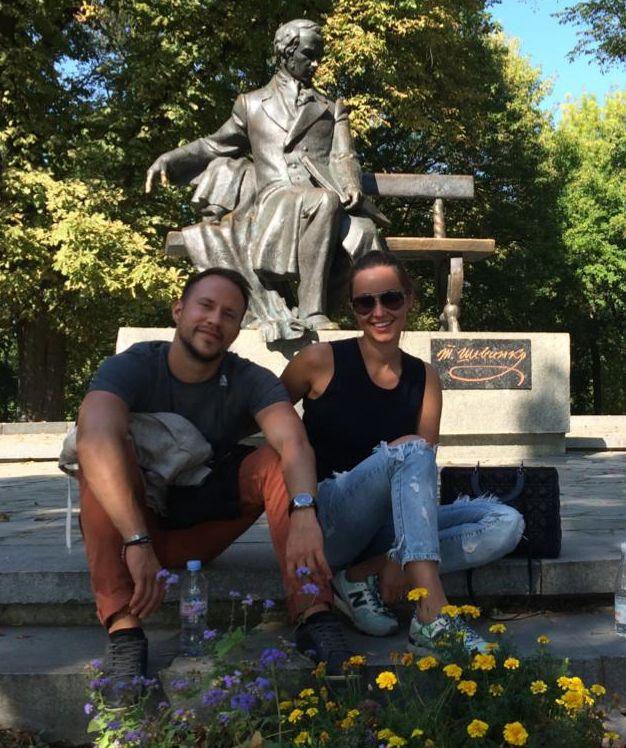 Яна Станишевская выходит замуж