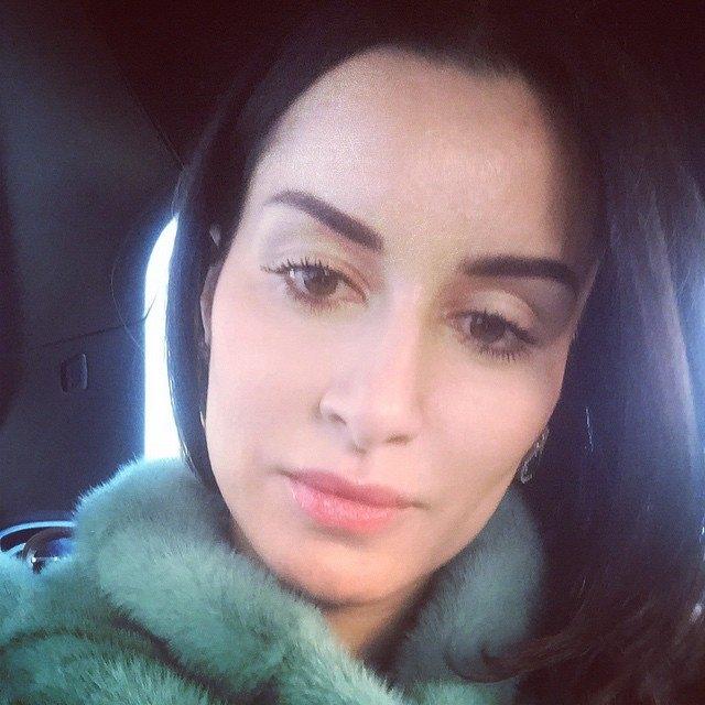 Тина Канделаки слегла с гриппом