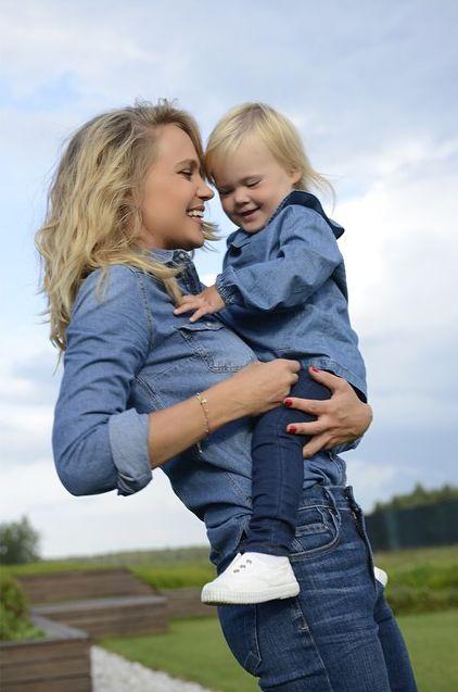 Глюкоза показала подросшую младшую дочь