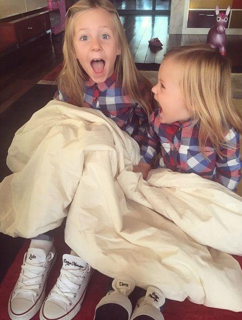 Глюкоза показала своих милашек-дочек