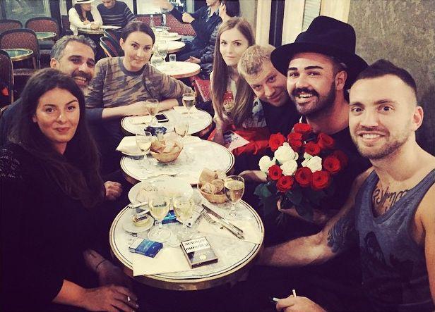 В сети появились фото красавицы-жены Ивана Дорна