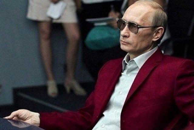 Тимати гордится президентом России