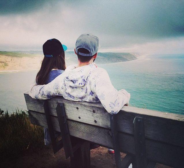 Джастин Тимберлейк опубликовал романтичное фото с Джессикой Бил
