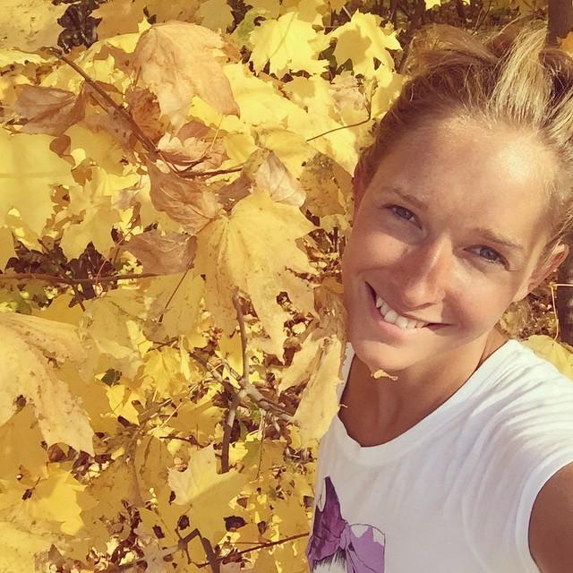 Катя Осадчая очаровала поклонников своей естественной красотой