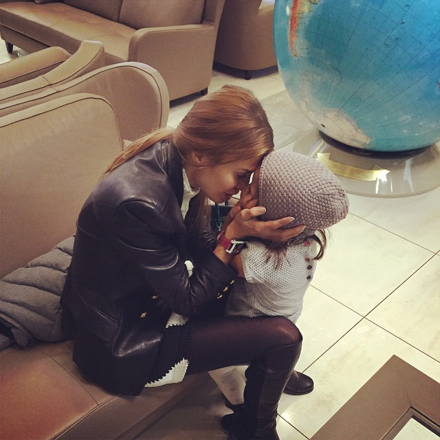 Виктория Боня поделилась трогательным снимком