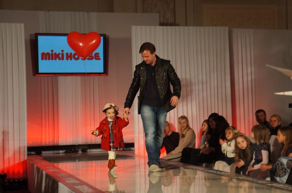 2-летняя дочь Лилии Ребрик стала моделью