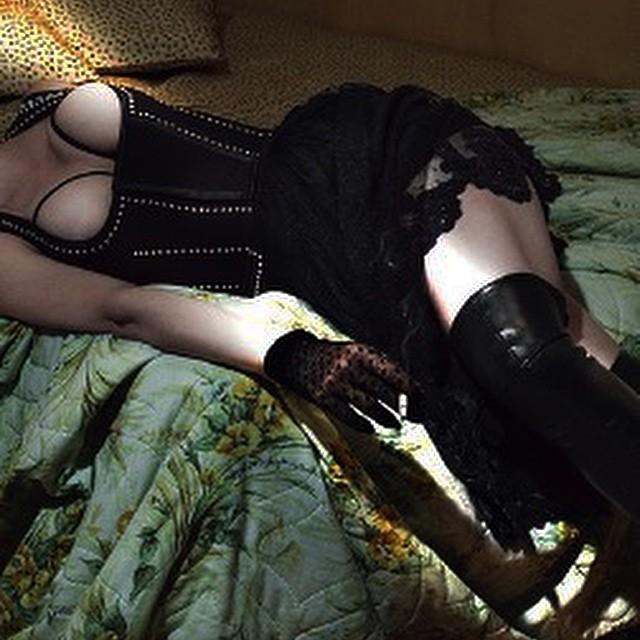 Мадонна снялась в сексуальной фотосессии