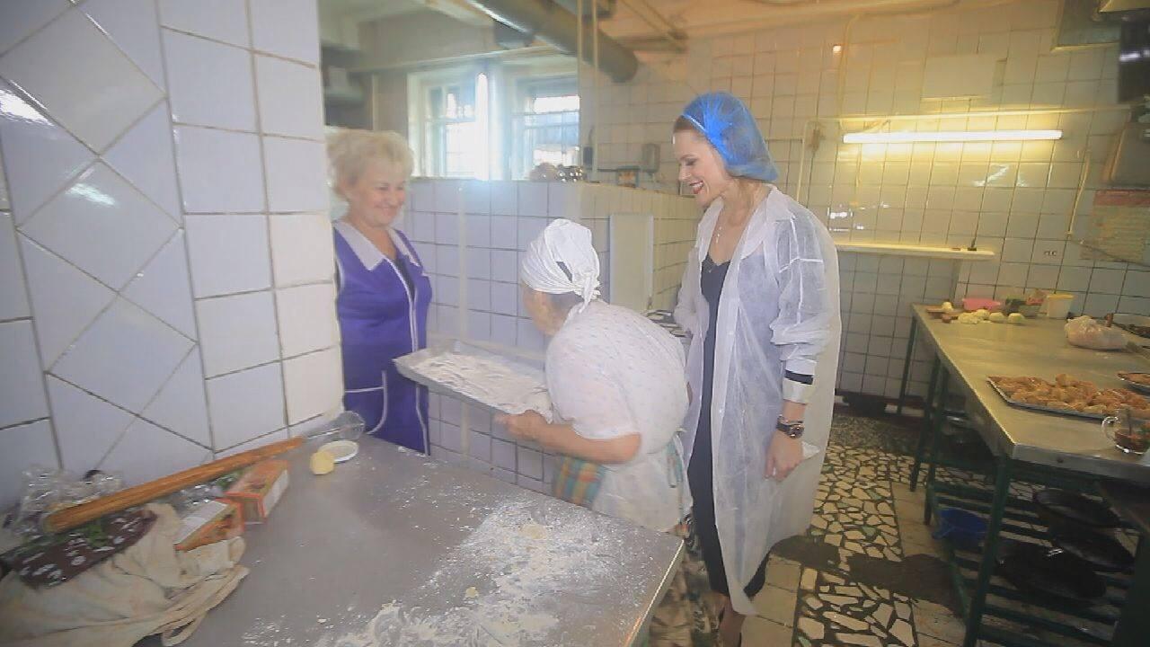 Ольга Фреймут провела инспекцию в харьковском вузе
