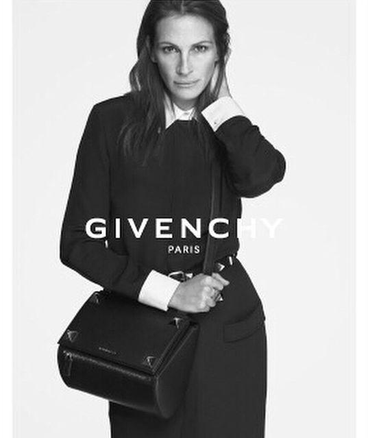 Джулия Робертс стала лицом Givenchy