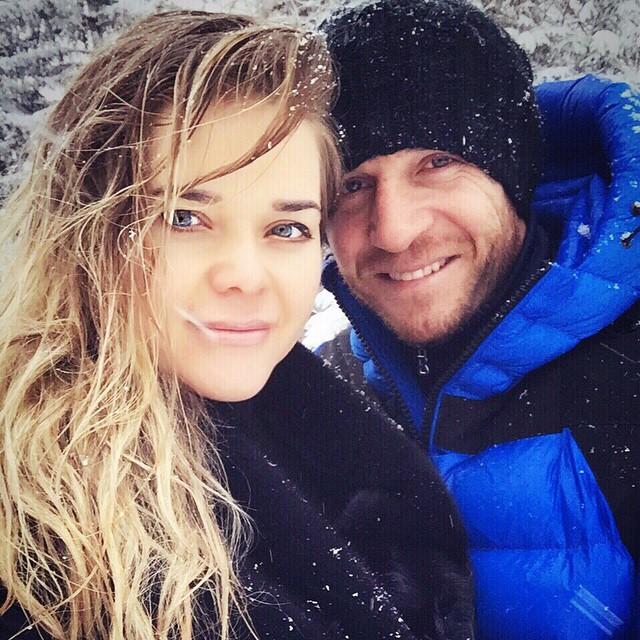 Жена украинского футболиста Андрея Воронина Юлия родит третьего ребенка
