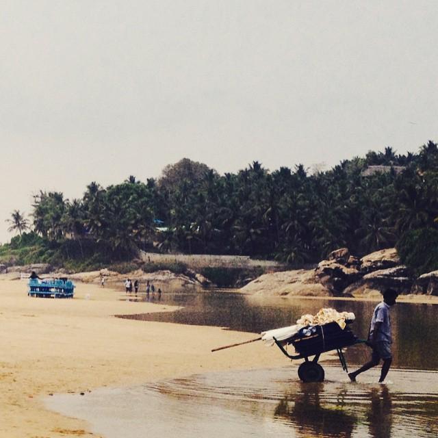 Наталья Могилевская поделилась фотографиями с отдыха в Индии