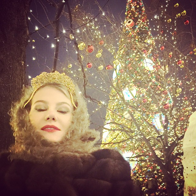 Рената Литвинова перевоплотилась в волшебницу